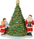 Villeroy & Boch Windlicht Santa am Baum Christmas Toys
