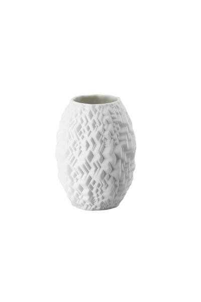Rosenthal Vase 10 cm Phi City weiss matt