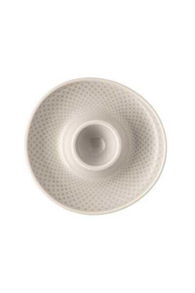 Rosenthal Eierbecher mit Ablage 13 cm Junto Soft Shell