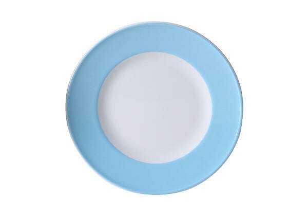 Dibbern Frühstücksteller 19 cm Solid Color Hellblau