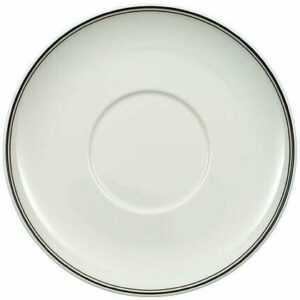 Villeroy & Boch Frühstücksuntertasse 17 cm rund mit Spiegel Design Naif