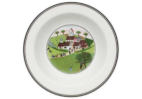 Villeroy & Boch Salatschale 20 cm Heirat Design Naif