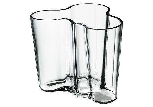 iittala Vase 10 cm Alvar Aalto