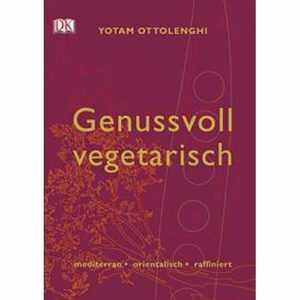 DK Verlag Buch:Genussvoll vegetarisch Y.Ottolenghi Mediterran - Orientalisch - Raffiniert