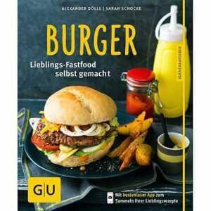 Gräfe und Unzer Buch: Burger Küchenratgeber