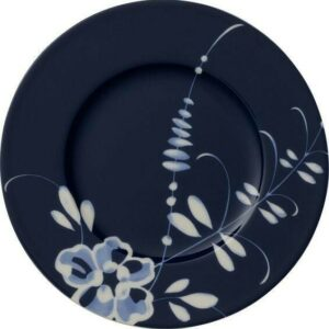 Villeroy & Boch Brotteller 16 cm Vieux Luxembourg Brindille blau