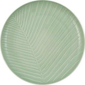 Villeroy & Boch Teller Leaf mineral it's my match grün