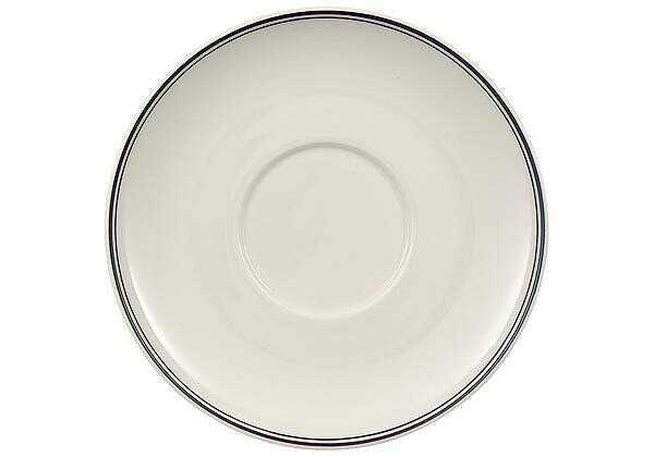 Villeroy & Boch Teeuntertasse 15 cm rund mit Spiegel Design Naif