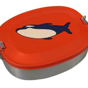 The Zoo Lunchbox Orca
